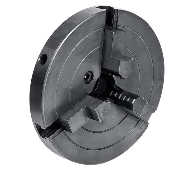 Uchwyt tokarski 3-szczękowy 125 mm / M 33 x 3,5 mm BERNARDO - 2956 - zdjęcie 1