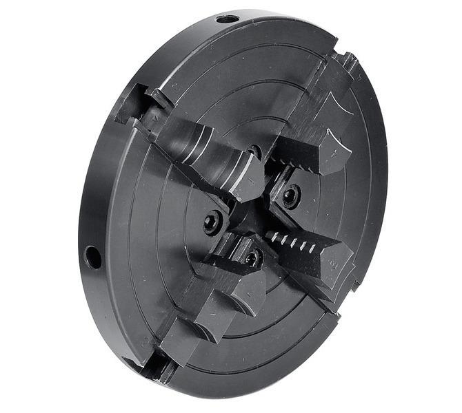 Uchwyt tokarski 4-szczękowy 150 mm / M 33 x 3,5 mm BERNARDO - 2955 - zdjęcie 1