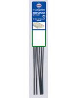 Brzeszczoty do wyrzynarki 130 mm Grubość 1 - miękka - do drewna, plastiku, gipsu (12szt.) BERNARDO