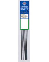 Brzeszczoty do wyrzynarki 130 mm Grubość 3 - średnia - do drewna, plastiku, gipsu (12szt.) BERNARDO