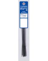 Brzeszczoty do wyrzynarki 130 mm grade 3 - średnia do metalu (12szt.) BERNARDO