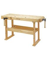 Stół ślusarski, stolarski, warsztatowy, uniwersalny WB 1500 HOBBY BERNARDO