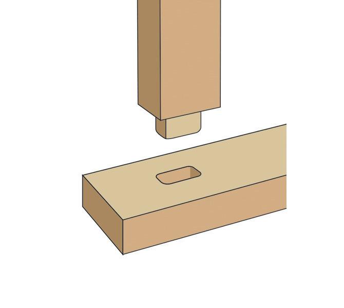 Sztywność dzięki połączeniu czop-szczelina w podstawie - 3292 - zdjęcie 7