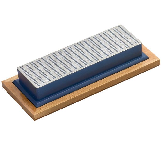 Kamień do ostrzenia diamentowy gruby ( niebieski ) BERNARDO - 3325 - zdjęcie 1