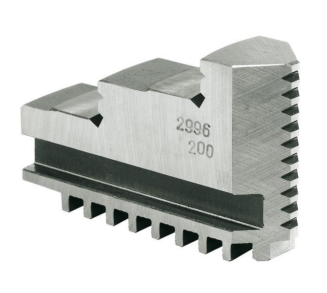 Szczęki jednolite twarde zewnętrzne - komplet DOJ-DK12-250 BERNARDO - 3650 - zdjęcie 1