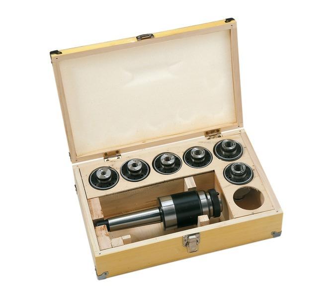 Urządzenie do gwintowania MK 2, M 3 - M 12 zestaw BERNARDO - 4176 - zdjęcie 2