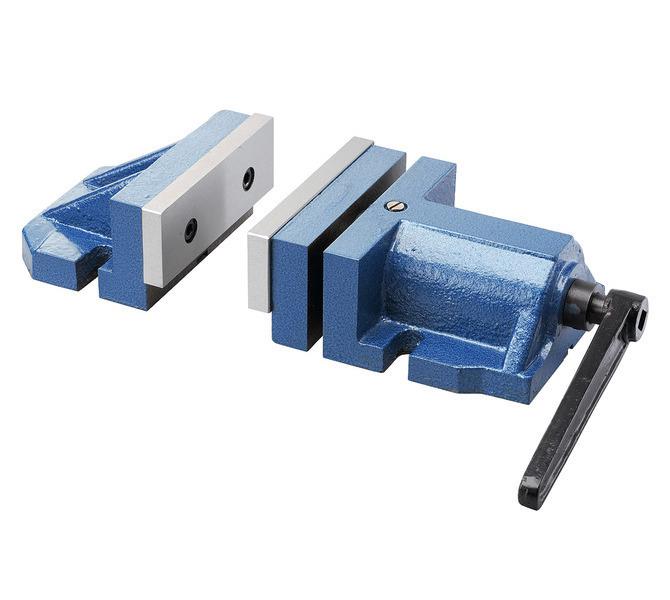 Imadło maszynowe śrubowe MS 160 BERNARDO - 4327 - zdjęcie 1