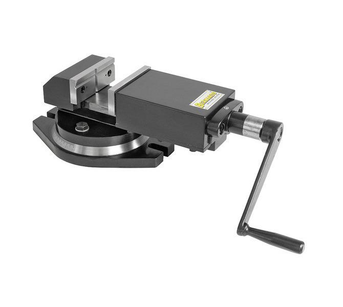 Imadło maszynowe śrubowe precyzyjne PS 100                                           BERNARDO - 4359 - zdjęcie 1