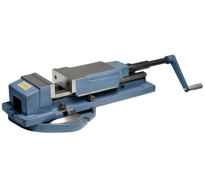 Imadło hydrauliczne maszynowe odchylane VH 125 BERNARDO - 4393 - zdjęcie 2