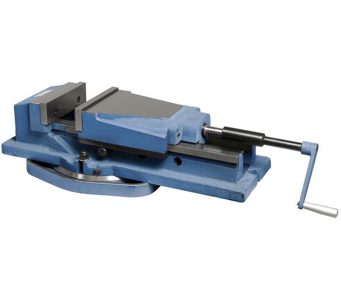 Imadło hydrauliczne maszynowe odchylane VH 200 BERNARDO - 4395 - zdjęcie 1