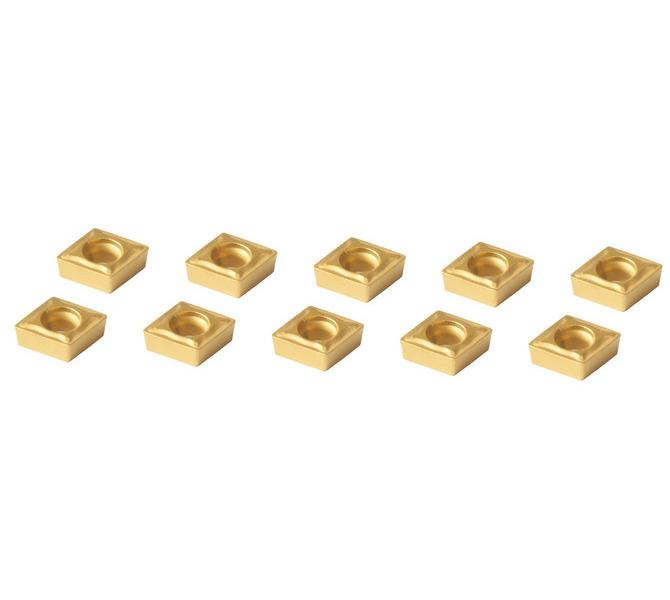 Zestaw płytek węglikowych HM - płytki (10 szt.) do noży 8, 10, 12 mm (44-2050, 44-2051, 44-2052) BERN... 4803 - zdjęcie 2