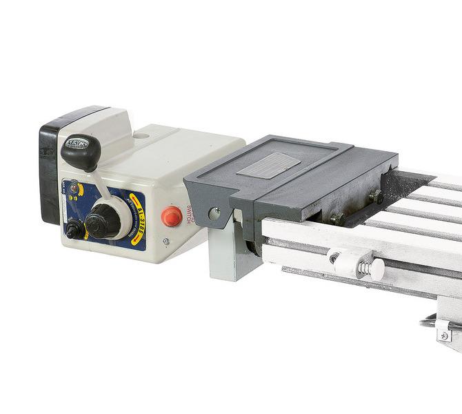 Automatyczny posuw AL 500 D do osi X z transformatorem BERNARDO - 5123 - zdjęcie 1