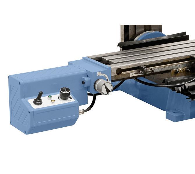 Automatyczny posuw stołu  FTV 2 / 230 V KF 20 L / KF 20 L Super BERNARDO - 6303 - zdjęcie 2