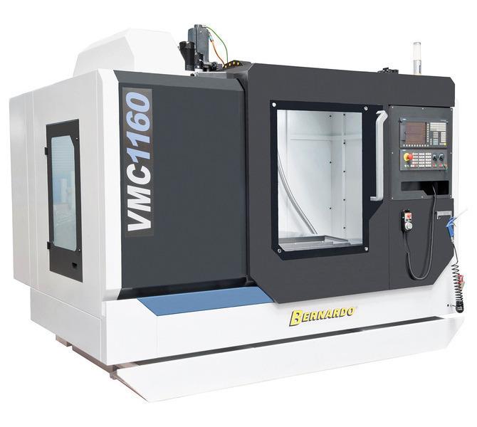 Centrum obróbcze CNC do metalu - VMC 1160 SIEMENS SINUMERIK 828D BERNARDO - 271 - zdjęcie 2