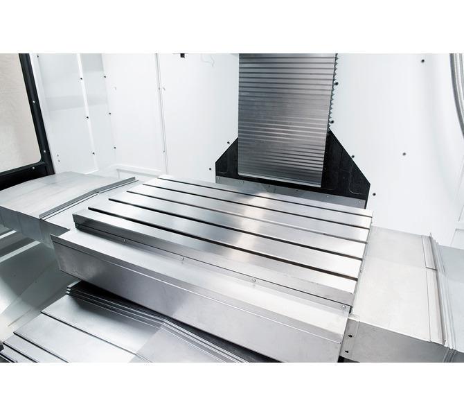 Centrum obróbcze CNC do metalu - VMC 1160 SIEMENS SINUMERIK 828D BERNARDO - 271 - zdjęcie 7