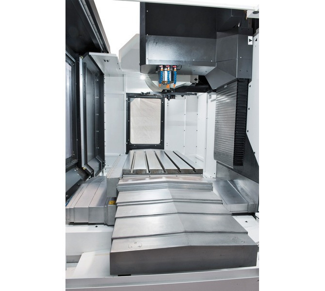 Centrum obróbcze CNC do metalu - VMC 1160 SIEMENS SINUMERIK 828D BERNARDO - 271 - zdjęcie 9
