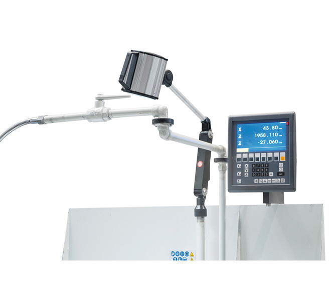 Durch die digitale Positionsanzeige wird eine Produktivitätssteigerung bis zu 50% erzielt. - 5667 - zdjęcie 15