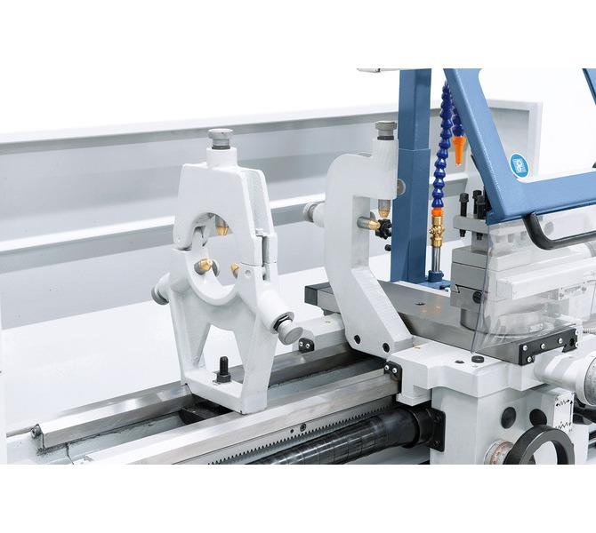 W wyposażeniu standardowym ze stałą i ruchomą podtrzymką do unieruchamiania długich  przedmiotów o... 5655 - zdjęcie 10