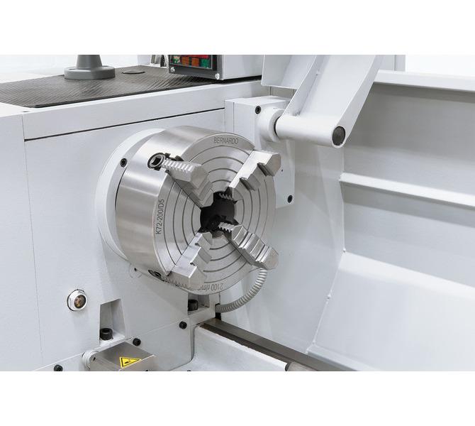 Uchwyttokarski 200 mm (opcja) idealny do mocowania niesymetrycznych  przedmiotów obrabianych. - 5656 - zdjęcie 6