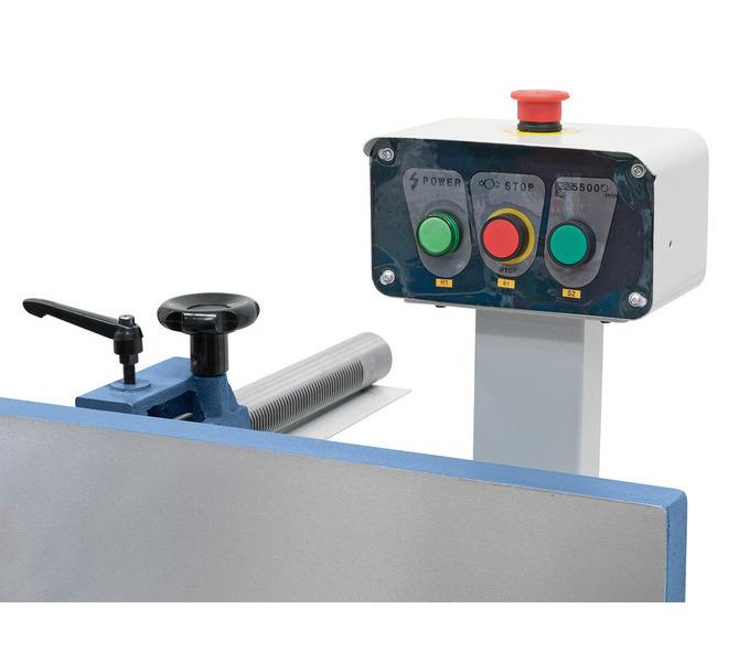 W wyposażeniu standardowym z ergonomicznie rozmieszczonym panelem obsługowym - 5709 - zdjęcie 6