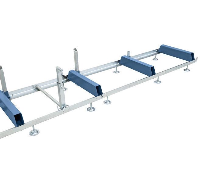 Beliebige Schnittlänge möglich, durch anbaubare Verlängerungselemente (je 1,95 m lang) - 5707 - zdjęcie 10