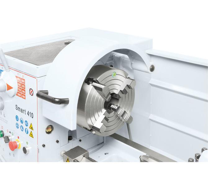 Uchwyttokarski 250 mm (standard), idealny do mocowania niesymetrycznych przedmiotów obrabianych. - 2205 - zdjęcie 5