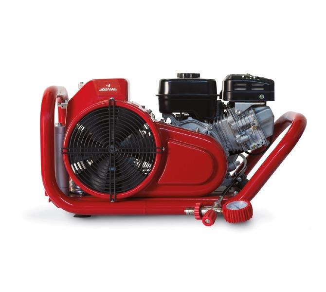 Kompresory - sprężarki tłokowe AQUATIC 100M JOSVAL - 5875 - zdjęcie 2