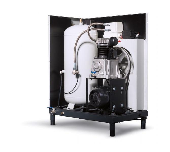 Kompresor tłokowy wyciszany Brisa 310 M JOSVAL - 1720 - zdjęcie 1