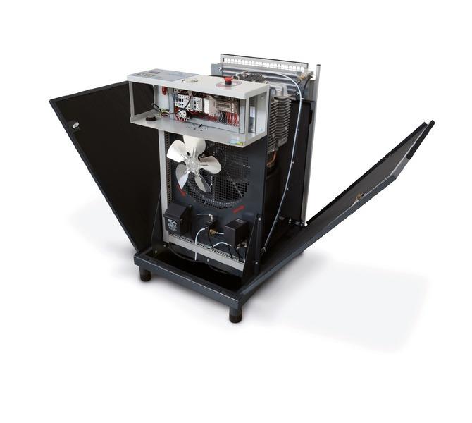 Kompresor tłokowy wyciszany MONCAYO 590 JOSVAL - 1739 - zdjęcie 3
