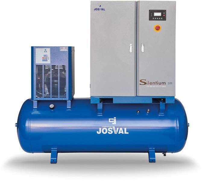 JOSVAL SILENTIUM 3-150 (150L, 3KM, 10BAR) JOSVAL - 1700 - zdjęcie 3