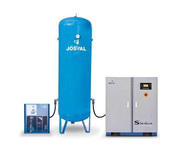 JOSVAL SILENTIUM 3-150 (150L, 3KM, 10BAR) JOSVAL - 1700 - zdjęcie 1