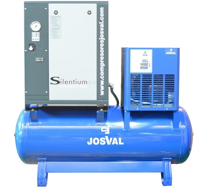 JOSVAL SILENTIUM 3-150 (150L, 3KM, 10BAR) JOSVAL - 1750 - zdjęcie 2