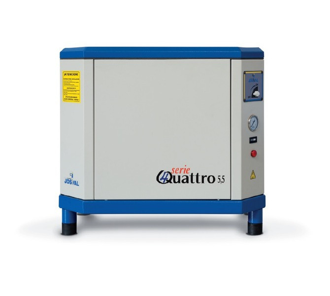Kompresor tłokowy wyciszany - 4UATTRO 3 (400V) (3KM, 10BAR) JOSVAL - 1795 - zdjęcie 1