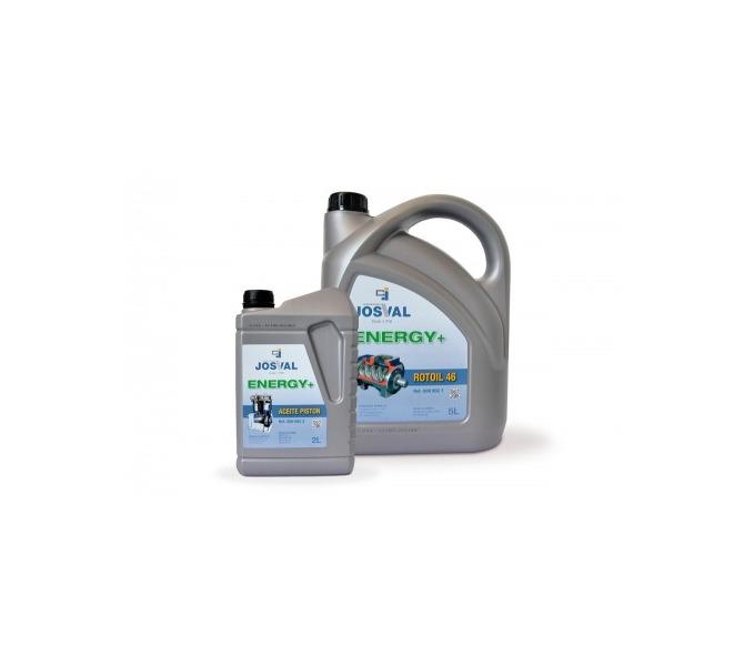 Olej do kompresorów, sprężarek tłokowych, śrubowych ENERGY+ 2l  JOSVAL - 5090 - zdjęcie 1