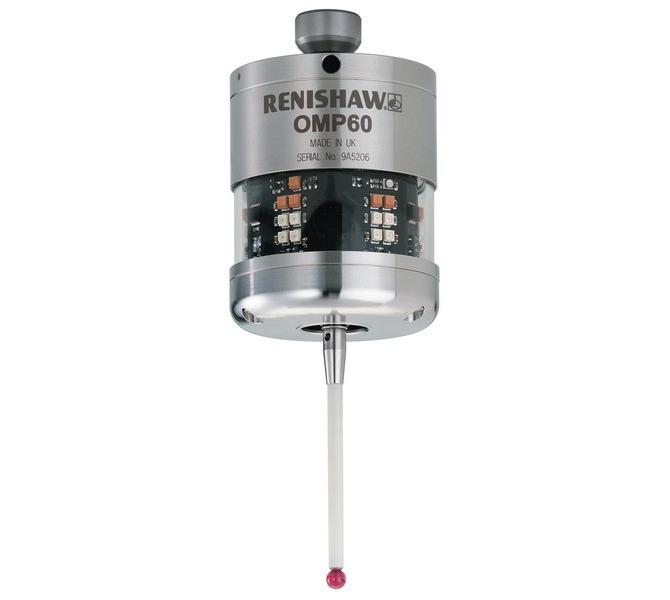CNC- SONDA OMP60 OPT/OPT SYS KIT OMI-2 8M (z transmisją optyczną) RENISHAW - 5461 - zdjęcie 1
