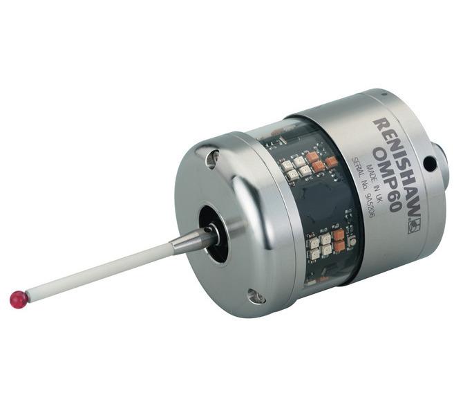 CNC- SONDA OMP60 OPT/OPT SYS KIT OMI-2 8M (z transmisją optyczną) RENISHAW - 5461 - zdjęcie 5