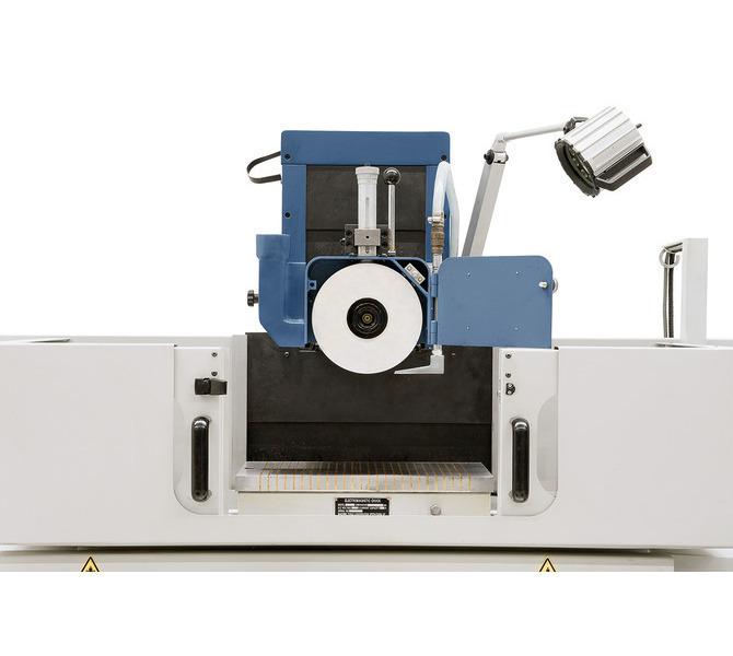 Szlifierka do płaszczyzn BSG 2040 PLC z cyfrowym wyświetlaczem 2 osi ** BERNARDO - 6016 - zdjęcie 6